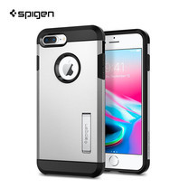 เคส iPhone 8 Plus/ 7 Plus SPIGEN Case Tough Armor 2 - Satin Silver