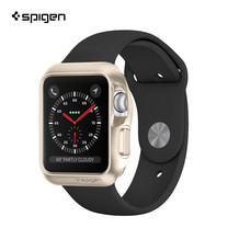 เคส Apple Watch Series 3/2/1 (38mm) SPIGEN Case Slim Armor - Gold