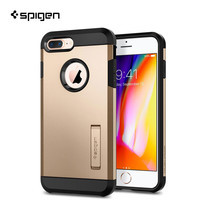 เคส iPhone 8 Plus/ 7 Plus SPIGEN Case Tough Armor 2 - Champagne Gold