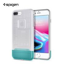 เคส SPIGEN Apple iPhone 8 Plus / 7 Plus Classic C1 : Snow
