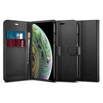 SPIGEN เคส Apple iPhne XR Case Wallt S : Black