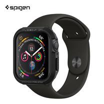 เคส Apple Watch Series 5/4 (40mm.) SPIGEN Case Rugged Armor - Black