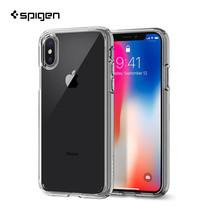 เคส iPhone X SPIGEN Ultra Hybrid - Crystal Clear