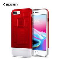 เคส SPIGEN Apple iPhone 8 Plus / 7 Plus Classic C1 : Ruby
