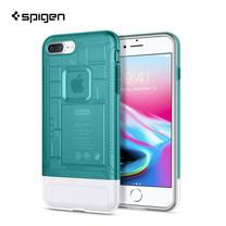 เคส SPIGEN Apple iPhone 8 Plus / 7 Plus Classic C1 : Bondi Blue