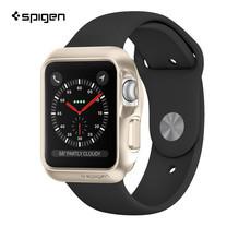 เคส Apple Watch Series 3/2/1 (42mm.) SPIGEN Case Slim Armor - Gold