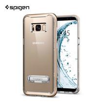 เคส SPIGEN Sumsung Galaxy S8 Plus Crystal Hybrid - Gold Maple