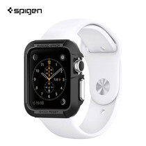 เคส Apple Watch Series 2 (42mm.) SPIGEN Rugged Armor - Black