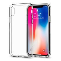 เคส iPhone X SPIGEN Liquid Crystal - Crystal Clear