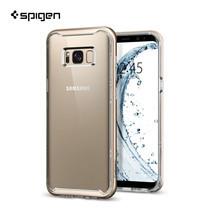 เคส SPIGEN Sumsung Galaxy S8 Plus Neo Hybrid Crystal - Gold Maple