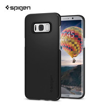 เคส Samsung Galaxy S8+ SPIGEN Thin Fit - Black