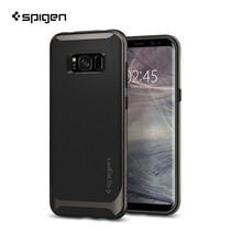 เคส SPIGEN Sumsung Galaxy S8 Neo Hybrid - Gunmetal