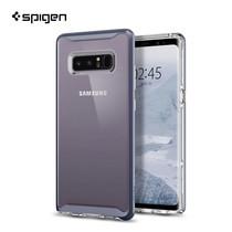 เคส Samsung Galaxy Note 8 SPIGEN Neo Hybrid Crystal - Orchid Gray