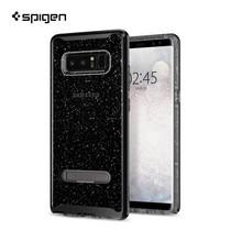 เคส Samsung Galaxy Note 8 SPIGEN Case Crystal Hybrid Glitter - Space Quartz