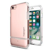 SPIGEN Case Apple iPhone 7 Case Flip Armor - Rose Gold