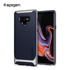 เคส Samsung Galaxy Note9 SPIGEN Case Neo Hybrid - Silver