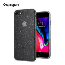 เคส iPhone 8/7 SPIGEN Case Liquid Cystal Glitter - Crystal Quartz