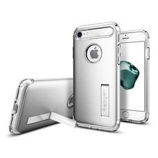 เคส iPhone 7 SPIGEN Slim Armor - Satin Silver
