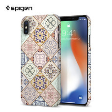 เคส SPIGEN iPhone X Case Thin Fit - Arabesque