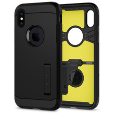 SPIGEN เคส Apple iPhone XS  Tough Armor XP : Black