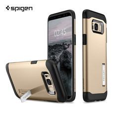 เคส Samsung Galaxy S8 SPIGEN Slim Armor - Gold Maple