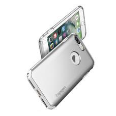 เคส iPhone7 Plus SPIGEN Hybrid Armor - Satin Silver