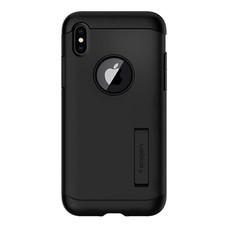 เคส iPhone X SPIGEN Slim Armor - Black