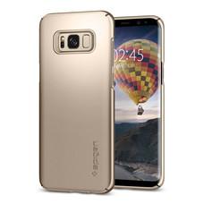 เคส Samsung Galaxy S8 SPIGEN Thin Fit - Gold Maple