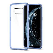 เคส Samsung Galaxy S8 Plus SPIGEN Case Ultra Hybrid - Coral Blue