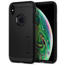 SPIGEN เคส Apple iPhone XS Max Case Tough Armor XP : Black