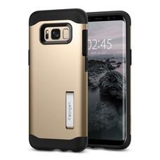 เคส Samsung Galaxy S8+ SPIGEN Slim Armor - Gold Maple