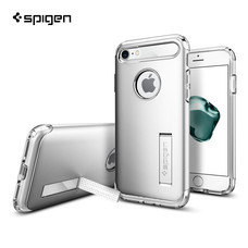 เคส iPhone 7 Plus SPIGEN Slim Armor - Satin Silver
