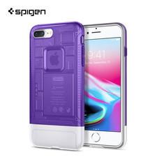 เคส SPIGEN Apple iPhone 8 Plus / 7 Plus Classic C1 : Grape