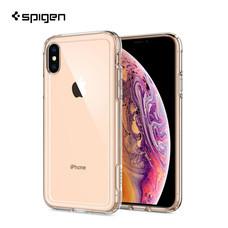 เคส Apple iPhone XS SPIGEN Case Crystal Hybrid : Crystal Clear