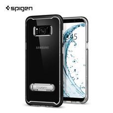 เคส SPIGEN Samsung Galaxy S8 Crystal Hybrid - Black.