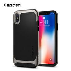 เคส iPhone X SPIGEN Neo Hybrid - Gunmetal