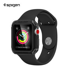 เคส Apple Watch Series 3/2 (38mm) SPIGEN Case Tough Armor2 - Matte Black