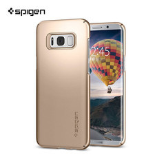 เคส Samsung Galaxy S8+ SPIGEN Thin Fit - Gold Maple