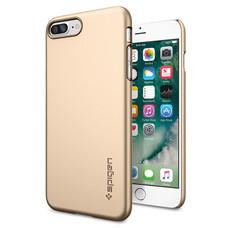 SPIGEN Case Apple iPhone 7 Plus Case Thin Fit - Champagne Gold