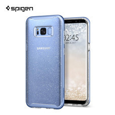 เคส Samsung Galaxy S8 Plus SPIGEN Case Neo Hybrid Crystal Glitter - Blue Quartz