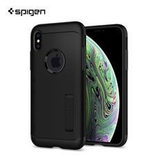 เคส Apple iPhone XS SPIGEN Case Slim Armor : Black
