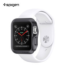 เคส Apple Watch Series 3/2/1 (38mm) SPIGEN Case Slim Armor - Space Gray