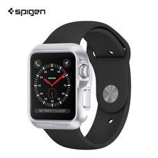เคส Apple Watch Series 3/2/1 (38mm) SPIGEN Case Slim Armor - Silver