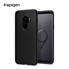 เคส Samsung Galaxy S9+ SPIGEN Case Liquid Crystal - Black