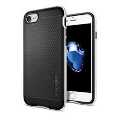 เคส iPhone 7 SPIGEN Neo Hybrid - Satin Silver