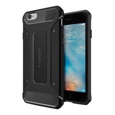 เคส iPhone 6s , 6 SPIGEN Case Rugged Capsule - Black