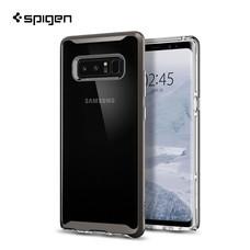 เคส Samsung Galaxy Note 8 SPIGEN Neo Hybrid Crystal - Gunmetal