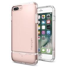 SPIGEN Case Apple iPhone 7 Plus Case Flip Armor - Rose Gold