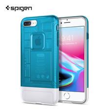 เคส SPIGEN Apple iPhone 8 Plus / 7 Plus Classic C1 :  Blueberry