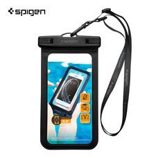 SPIGEN ซองกันน้ำมือถือ Velo A600 Universal Waterproof Phone Case : Black
